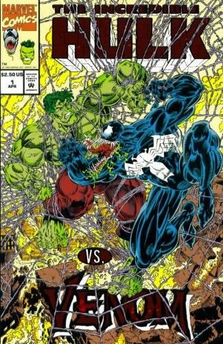 The Incredible Hulk vs. Venom. No. 1 : Rockin the Town (Marvel Comics)