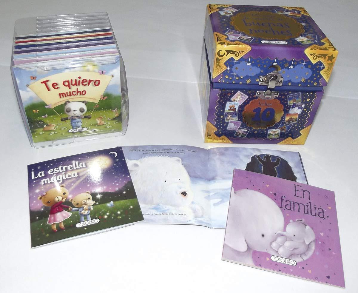 Mi caja de cuentos de buenas noches Mi pequeña caja de cuentos ...