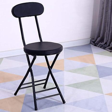 Amazon.com: XUMINGZDY - Taburete plegable para silla de ...