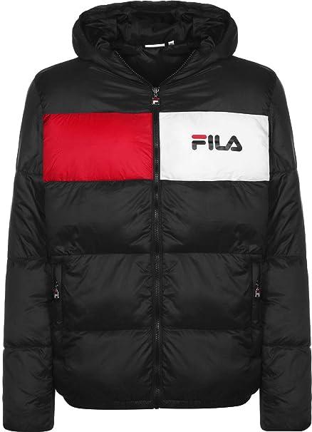 Fila Floyd Chaqueta de Invierno Black: Amazon.es: Ropa y ...