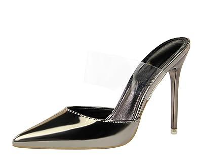 9 Para Zapatos Vestir Ds86 Sintético Miyoopark Miyooparkuk De EqR8w8