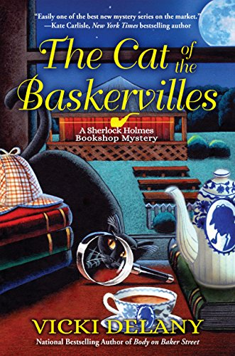 The Cat of the Baskervilles: A Sherlock Holmes Bookshop Mystery (Sherlock Holmes Bookshop Mysteries)