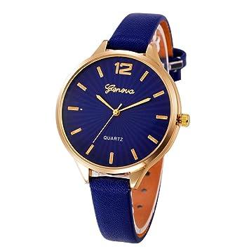Relojes Pulsera Mujer 2018 ❤ Amlaiworld Reloj niña barato de moda Reloj analógico de cuarzo ...
