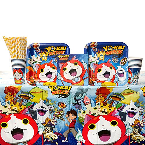 How to find the best yokai watch party supplies for 2019?