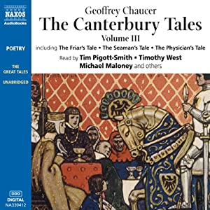The Canterbury Tales III Audiobook