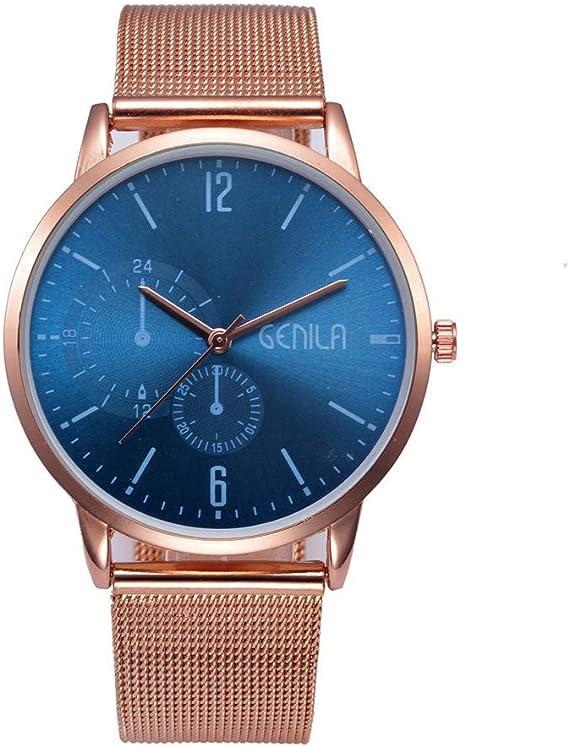 Aobuang Relojes Elegant Hombre, DiseñO CláSico De Ocio Esfera ...