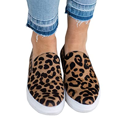 Womens Flatform Loafers Bow Tie Knot Slip on Flat Platform Sneakers Walking Shoes | Loafers & Slip-Ons