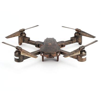 Mazur Attop X-PACK1 2.4G Quadcopter Plegable FPV RC Drone con ...