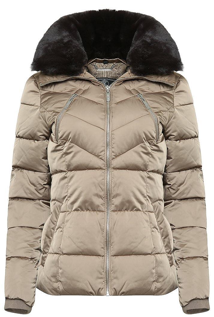 Rino & Pelle - Abrigo - chaqueta guateada - para mujer ...