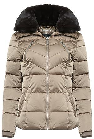 Rino & Pelle - Abrigo - chaqueta guateada - para mujer dorado dorado 38