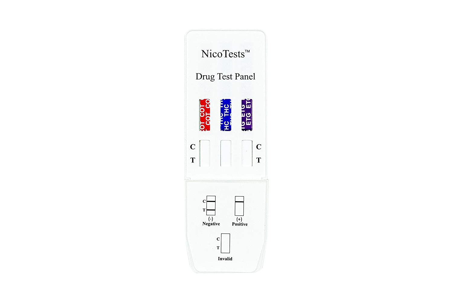 TeenCheck(TM) from NicoTests for Nicotine, Alcohol and Marijuana (20)