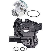 ROADFAR Engine Auxiliary Water Pump fits for VW Amarok Touareg AUDI Q5 Q7 A6 A4 059121012B