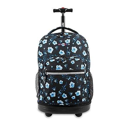 Trolley School Bags Multifunción Impermeable rodada con Ruedas Mochila de Equipaje para niños niñas Adolescentes Recomendada