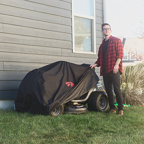 Premium Lawn Tractor Cover by Covers