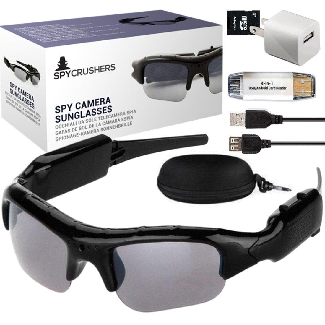 ec5dfeb4f7 Spy camera glasses best gear covert camera features hidden jpg 1100x1100 Spy  cameras for glasses