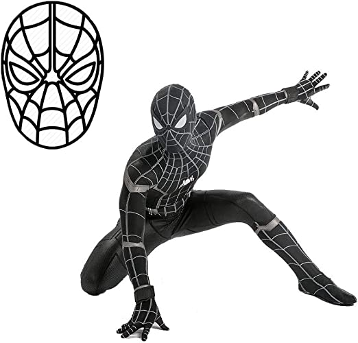 Disfraz De Spiderman De Heroes Return,Adult-XX-Large: Amazon.es: Hogar