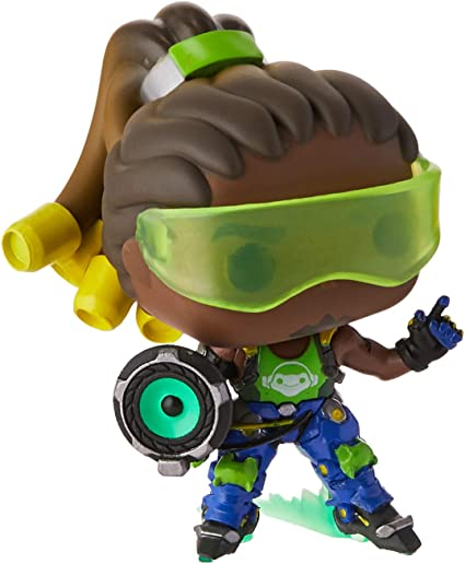 Games Funko Pop Lucio Vinyl Figure Overwatch