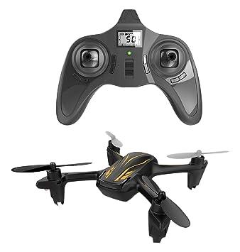 Hubsan X4 Plus Cuadricóptero - Juguetes de Control Remoto: Amazon ...