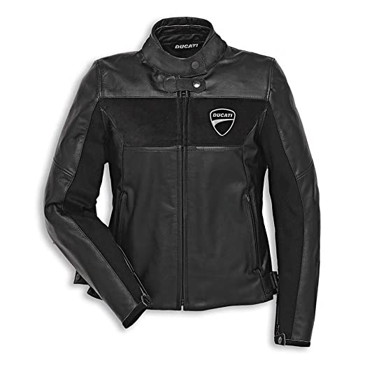 : Leather jacket Company C2 LADIES 9810324: Automotive