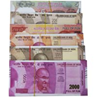 Muren Artificial Coupon Playing Currency Notes/ churan Note for Fun Paper Cut-Outs (Type2)