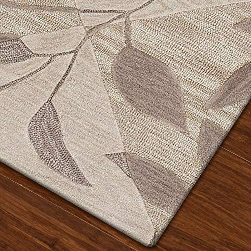 Dalyn Rugs Studio 21 8-Feet by 10-Feet Area Rug, Ivory
