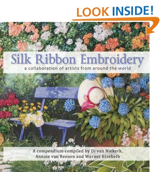 Ribbon Embroidery Amazon
