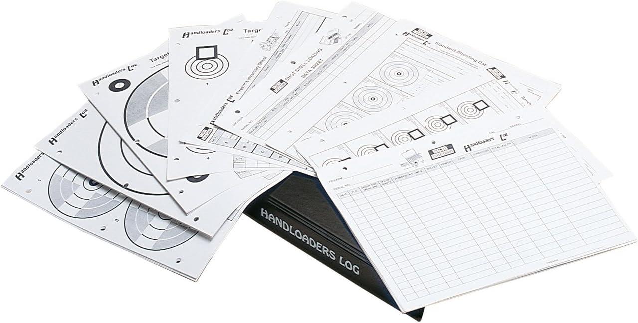 MTM Universal Reloading Labels for Shotgun Ammo Boxes Data 50 LLS Data Records