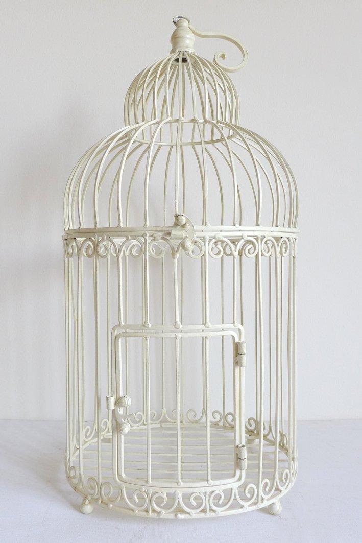 six fun schmuckaufbewahrung gold wei er schmuckhalter in vintage design und vogelk figform. Black Bedroom Furniture Sets. Home Design Ideas