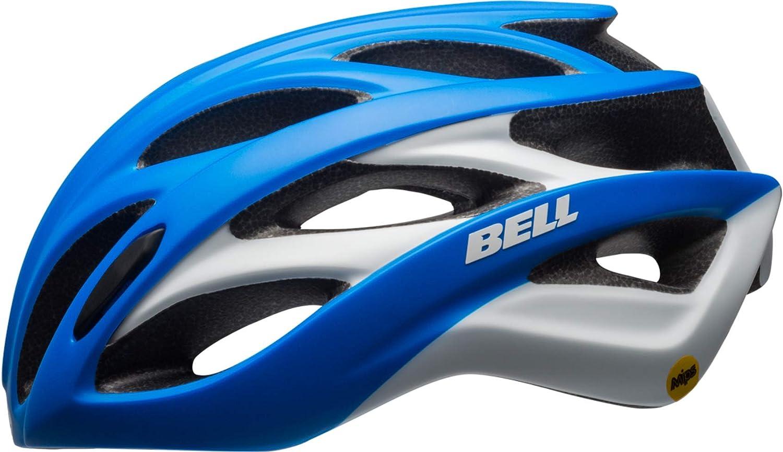 Bell Unisex - Casco de Bicicleta Overdrive MIPS Matte Force Blue ...