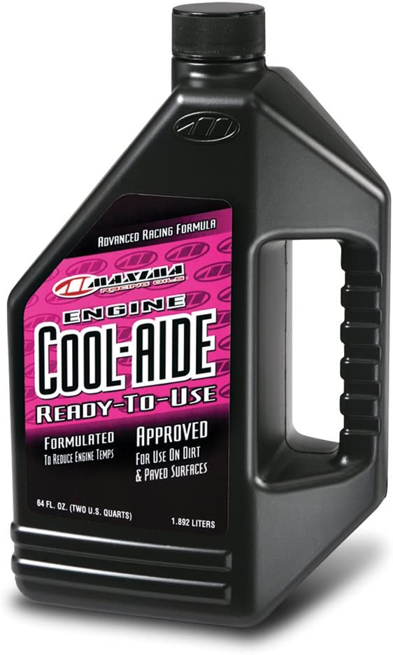 Maxima 84964 Cool-Aide Ready-to-Use Coolant - 64 oz. Bottle