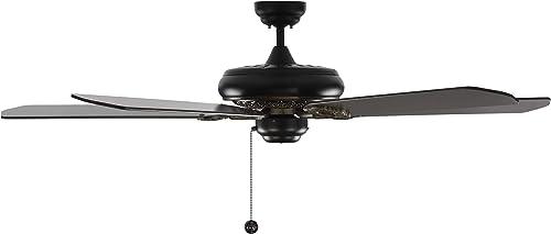 Monte Carlo 5YK60BK York 60″ Ceiling Fan