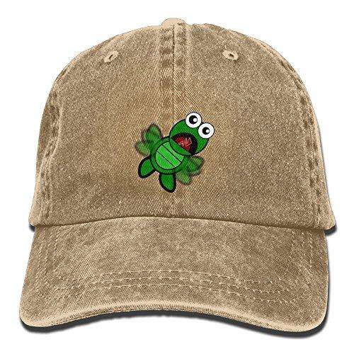 GqutiyulU Turtle Flapping Adult Cowboy Hat Natural