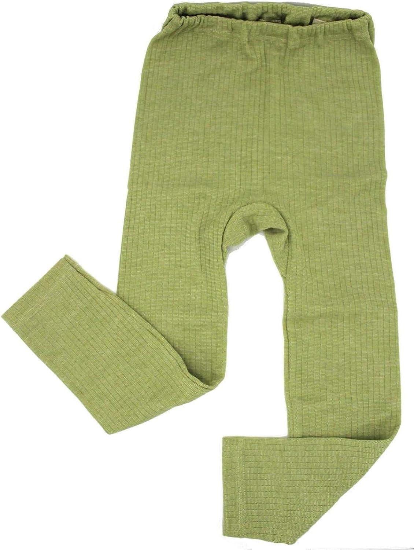 35/% lana ecologica Pantaloni per neonato Cosilana Wollbody/® qualit/à speciale 45/% cotone ecologico 20/% seta