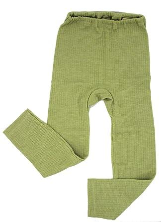 a0b045d1cf79 Cosilana Kinder-Leggings Spezial Qualität 45% kbA Baumwolle, 35% kbT Wolle,  20% Seide