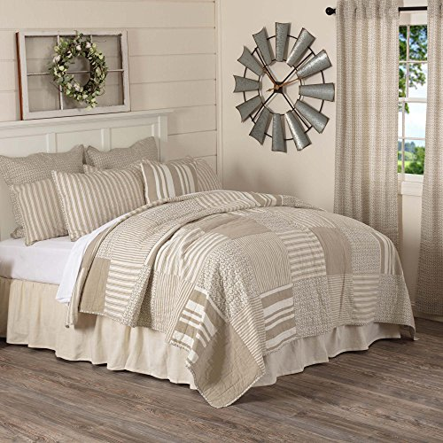 Piper Classics Wheat Field Full or Queen Quilt, 90