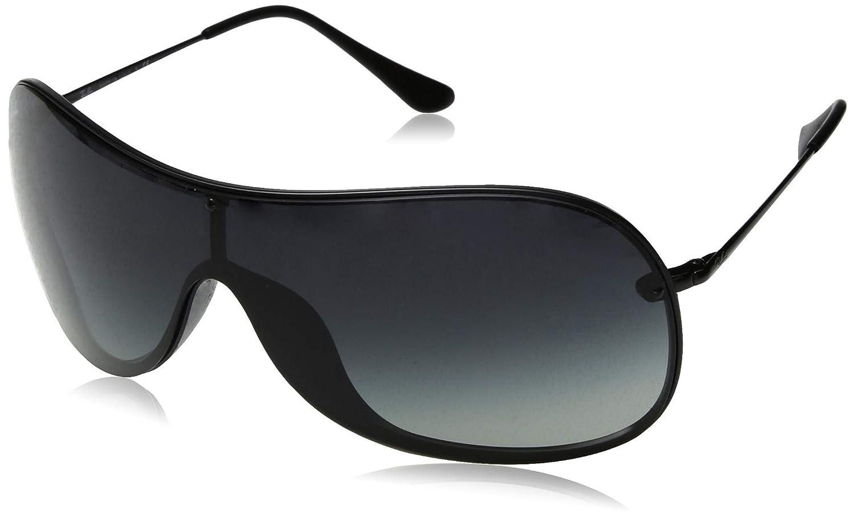 0ae5cef7fc1473 Amazon.com  Ray-Ban 0rb4411 Aviator Sunglasses Demi Gloss Black 0 mm   Clothing