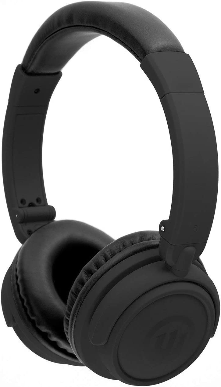 Wicked Audio Wireless Bluetooth Over Ear Headphone, Endo