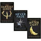 Darkest Minds Trilogy Alexandra Bracken Collection 3 Books Bundle (The Darkest Minds, Never Fade, In the Afterlight)