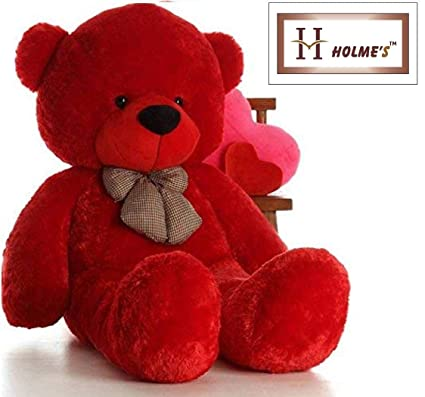 Buy HOLMES Soft Teddy Bear Birthday Gift For Girlfriend Wife Happy