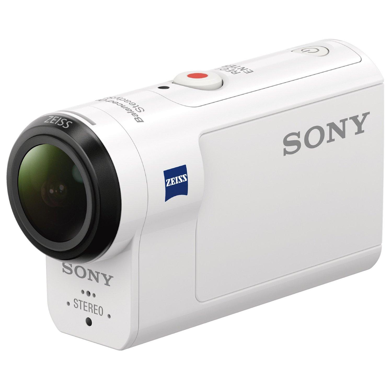 サーフィンにおすすめのアクションカメラ5選 SONY HDR-AS300(ソニー)