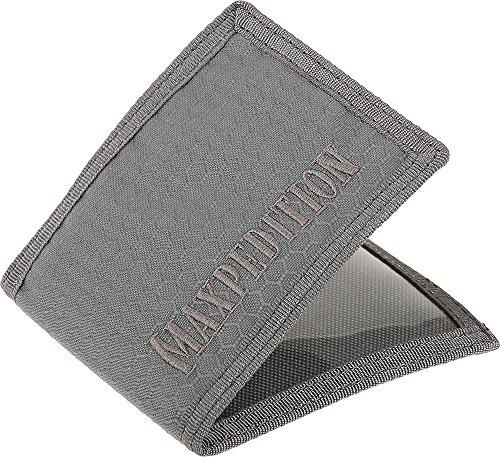 Maxpedition Bi Fold Geldbörse Schwarz