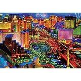 Buffalo Games 2071-Viva Las Vegas-2000 Piece Jigsaw Puzzle