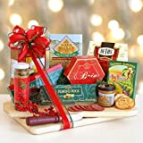 Holiday Meat and Cheese Board Assortment | Christmas Gift