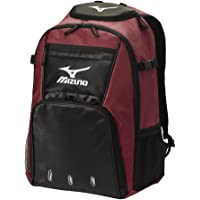 Mizuno 360226.1290.01.0000 Organizer G4 Backpack One-Size Cardinal-Black