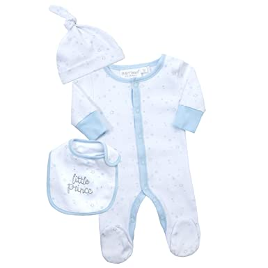 Image Unavailable. Image not available for. Color  BABYTOWN Baby Boys  Sleepsuit Set ... 1b09bc037ff