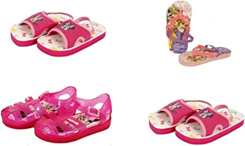 Pack de 4 Zapatillas Disney Verano_Ref.1_LIQUIDACION (25): Amazon.es: Zapatos y complementos