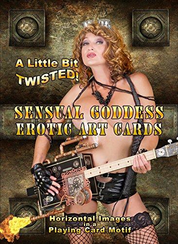 Sensual Goddess Erotic Art Cards