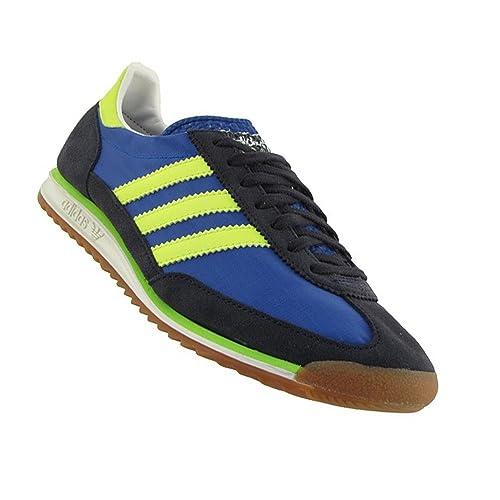 scarpe adidas giallo blu