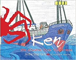 Ken the Alaska Crab Fisherman: In the Shipyard