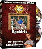 CandyGirl Video: Classic Upskirts [Collector's Edition 2-Disc DVD set] (Hosted by Kalani Breeze)